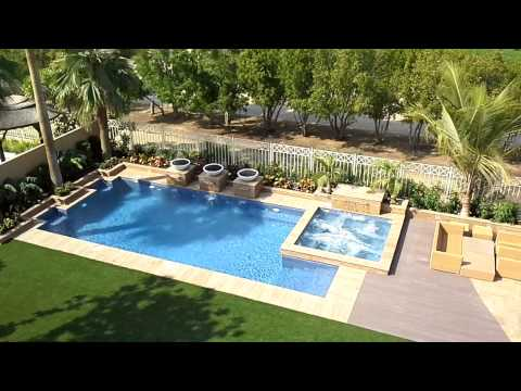 Residential Project In Emirates Hills (Swimming Pool)