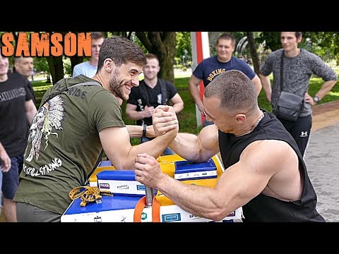 ARMWRESTLING SPARRING IN ODESSA 2019 | PART 1
