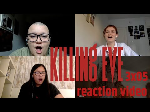 "Killing Eve 3x05 Reaction Video - ""Are You From Pinner?"""