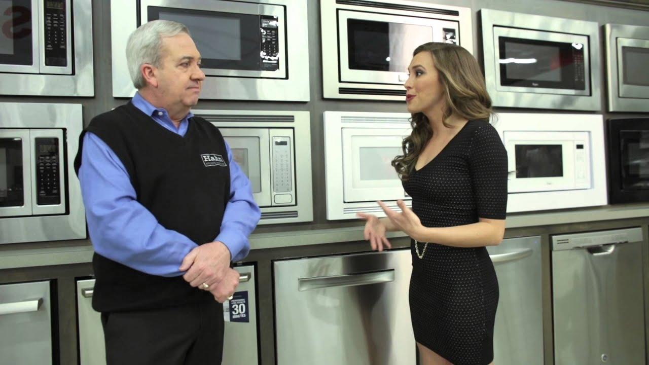 hahn appliance warehouse dishwashers youtube