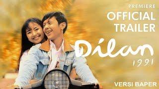 Official Trailer Dilan 1991 ( Versi Baper )