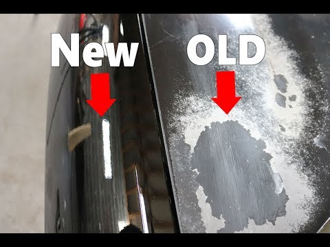 How to Repair Clear Coat Fix 100% all types