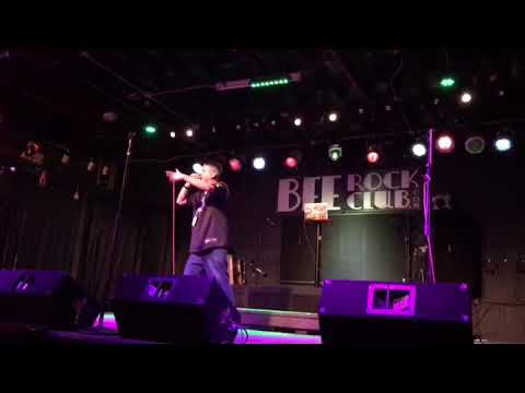 """Dru Z Performs """"We Show Off"""" @ BFE Rock Club for Purge Fest 2"""