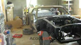 1970 Mach1 Mustang restoration almost sent to the crusher