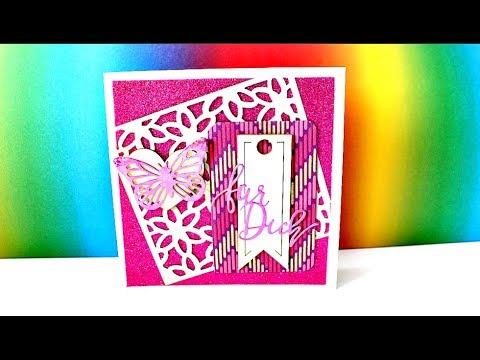 Geschenkideen Fur Geburtstag Gluckwunschkarten Basteln Mit Papier