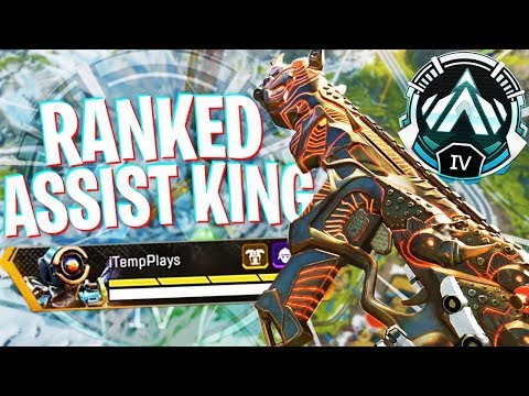 The Ranked Double Whammy - PS4 Apex Legends!