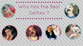 Which Dance Moms Girl has the Best Selfies ?