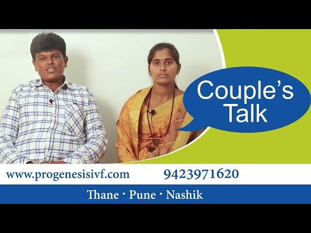 Couple conceived Pregnancy after 10 years of Marriage- Meet Progenesis #HappyCouples