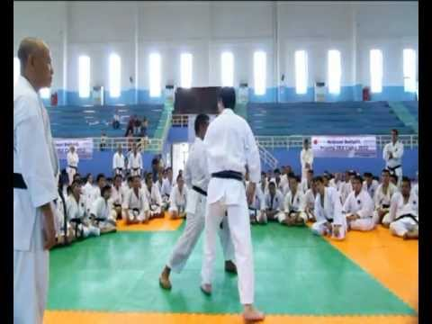 JKA Indonesia, CAMP 2012 Jakarta, 10-12 Feb 2012 (Trailer)