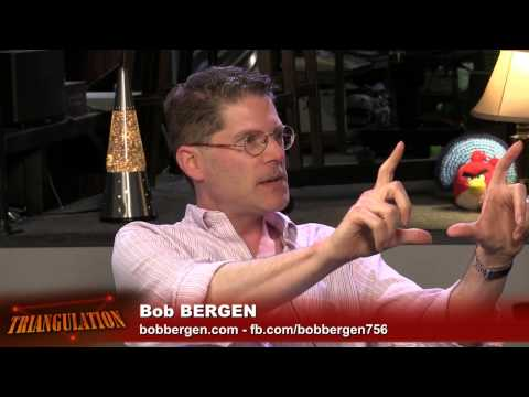 Triangulation 122: Bob Bergen