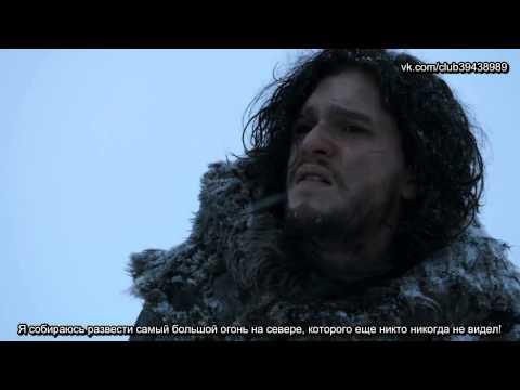 Кадры из фильма Игра престолов (Game of Thrones) - 3 сезон 6 серия