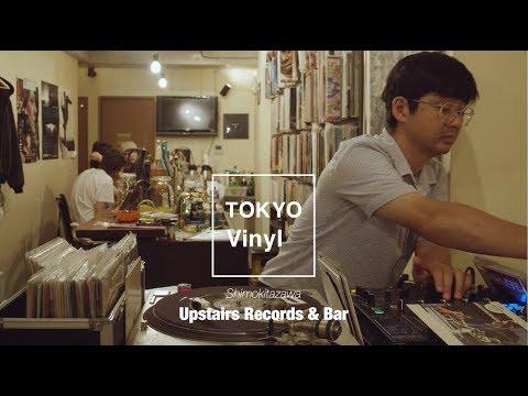TOKYO VINYL #14 Upstairs Records & Bar