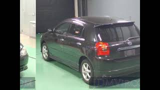 2001 Toyota Allex Rs180_S Zze123 - Japanese Used Car For Sale Japan Auction Import