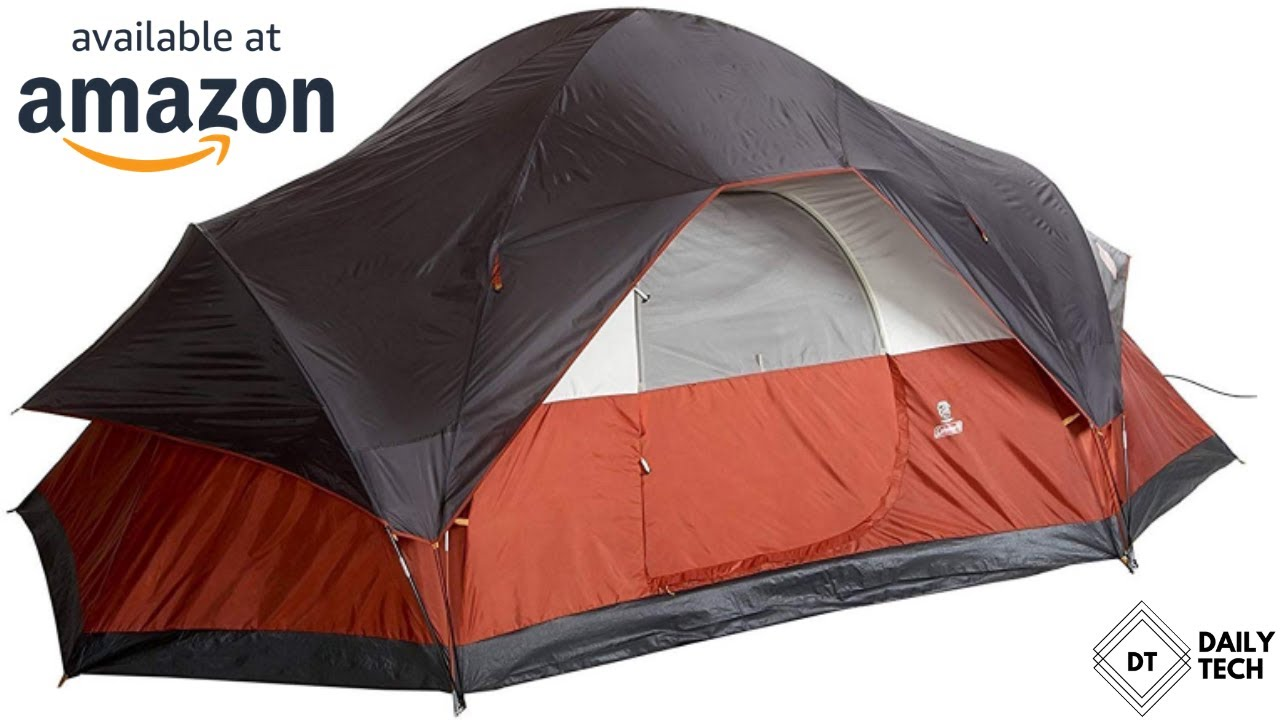 sc 1 st  YouTube & Top 5 BEST Selling Camping Tents on Amazon 2016 - YouTube