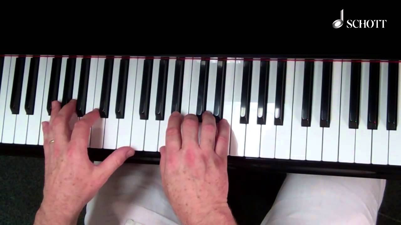 Improvising Blues Piano   Tim Richards, 9. 'Yancey Special' Left Hand