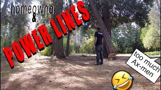 Download A Tree 911 call (wife blames Ax Men Show) Mp3 and Videos