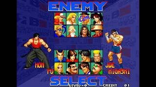[TAS] Real Bout Fatal Fury Special - Hon Fu