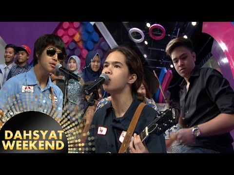Gantengnya Ahmad Bersaudara Bernyanyi 'Jika Kau Percaya' [DahSyat] [10 September 2016]