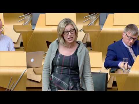 Scotland's Economy - Scottish Parliament: 19th April 2017