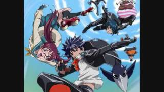 Air Gear Full? End with Lyrics [Sky-2-High by Skankfunk] + Download Link