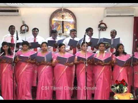 Oman Tamil CSI Church - Choir Day 2011- Song 3
