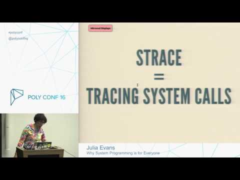 Why System Programming is for Everyone