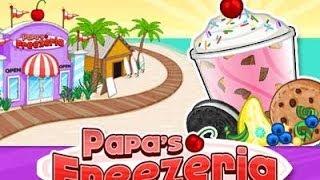 Papa's Freezeria ( Juego Aleatorio )