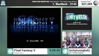 Video Final Fantasy V by bichphuongballz (RPG Limit Break 2016 Part 21) download MP3, 3GP, MP4, WEBM, AVI, FLV Juni 2018