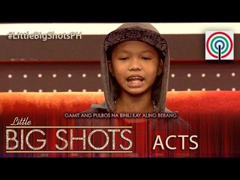 Little Big Shots Philippines: Rovidel | 9-year-old Astig Kid Rapper
