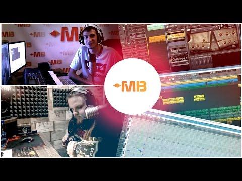 Создание рок музыки с нуля [Leos Hellscream] - Cмотреть видео онлайн с youtube, скачать бесплатно с ютуба