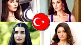 Türk dizileri Турецкие сериалы – Топ лучших актрис ! -  Чёрная любовь - Смельчак и красавица