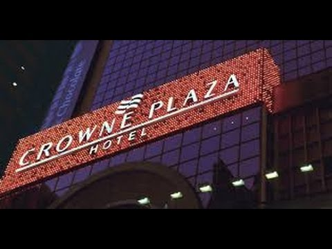 Crowne Plaza Hotel Time Square Room tour 2017