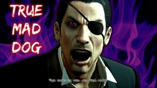 Yakuza 0 - TRUE MAD DOG (NO DAMAGE) (HARD)
