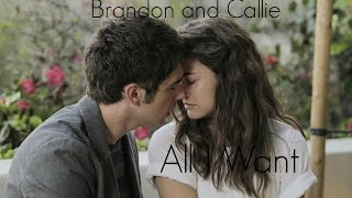 Brandon and Callie - All I Want