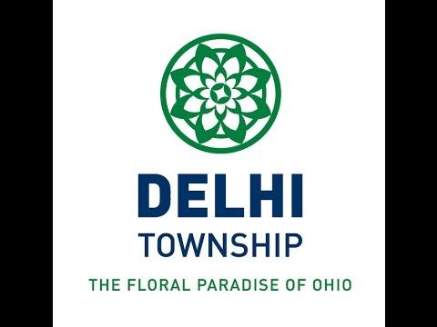 10-26-2016 Delhi Township Board of Trustees Meeting