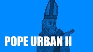 Pope Urban II Biography