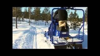видео Альпина Шерпа (Alpina Sherpa): характеристики, цена и фото снегохода