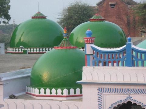 Ziarat e Dargah Hazrat Makhdoom Shah Safi(R.A.), Safipur, Unnao, Uttar Pradesh