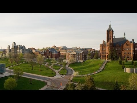 Short review of  Syracuse University