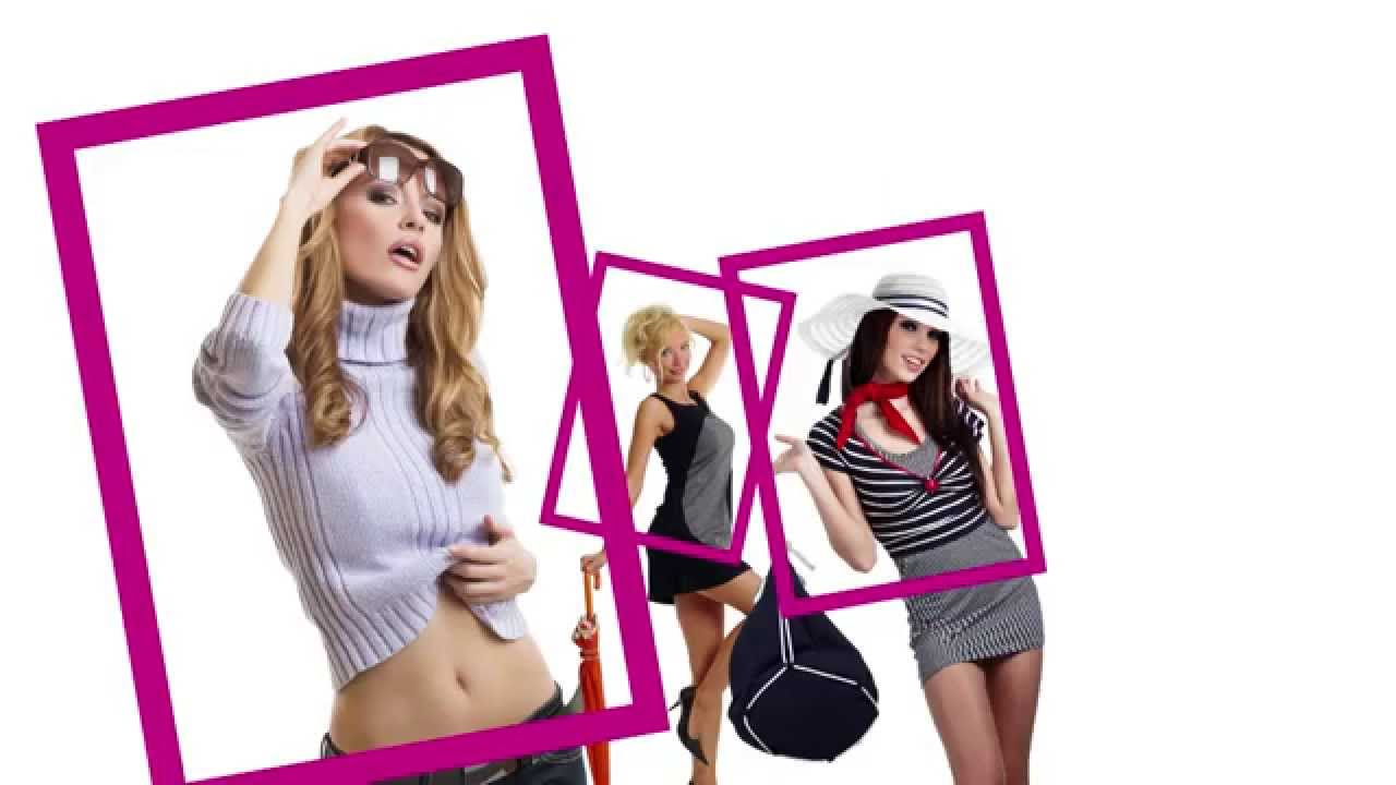 фото реклама женской одежды