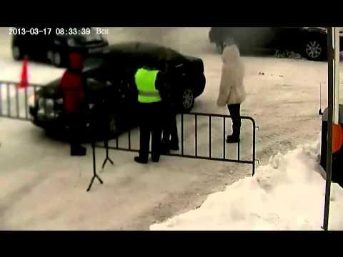 видео: отморозок из г.Сургута