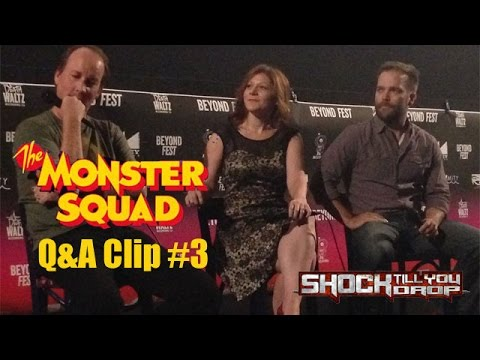 THE MONSTER SQUAD Q&A  3