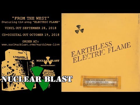 EARTHLESS - Electric Flame (OFFICIAL LIVE AUDIO)