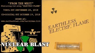 EARTHLESS – Electric Flame (OFFICIAL LIVE AUDIO)