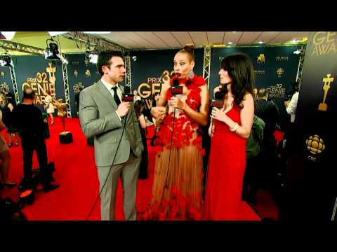 CBC Live: Dillon Casey On The Genies Red Carpet  CBC