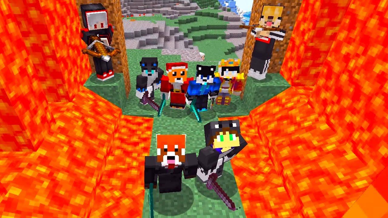 Minecraft 2 SPEEDRUNNERI Vs 6 UCIGASI | Ne-au Prins?!