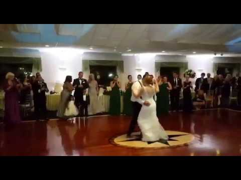 Stand By Me first dance wedding