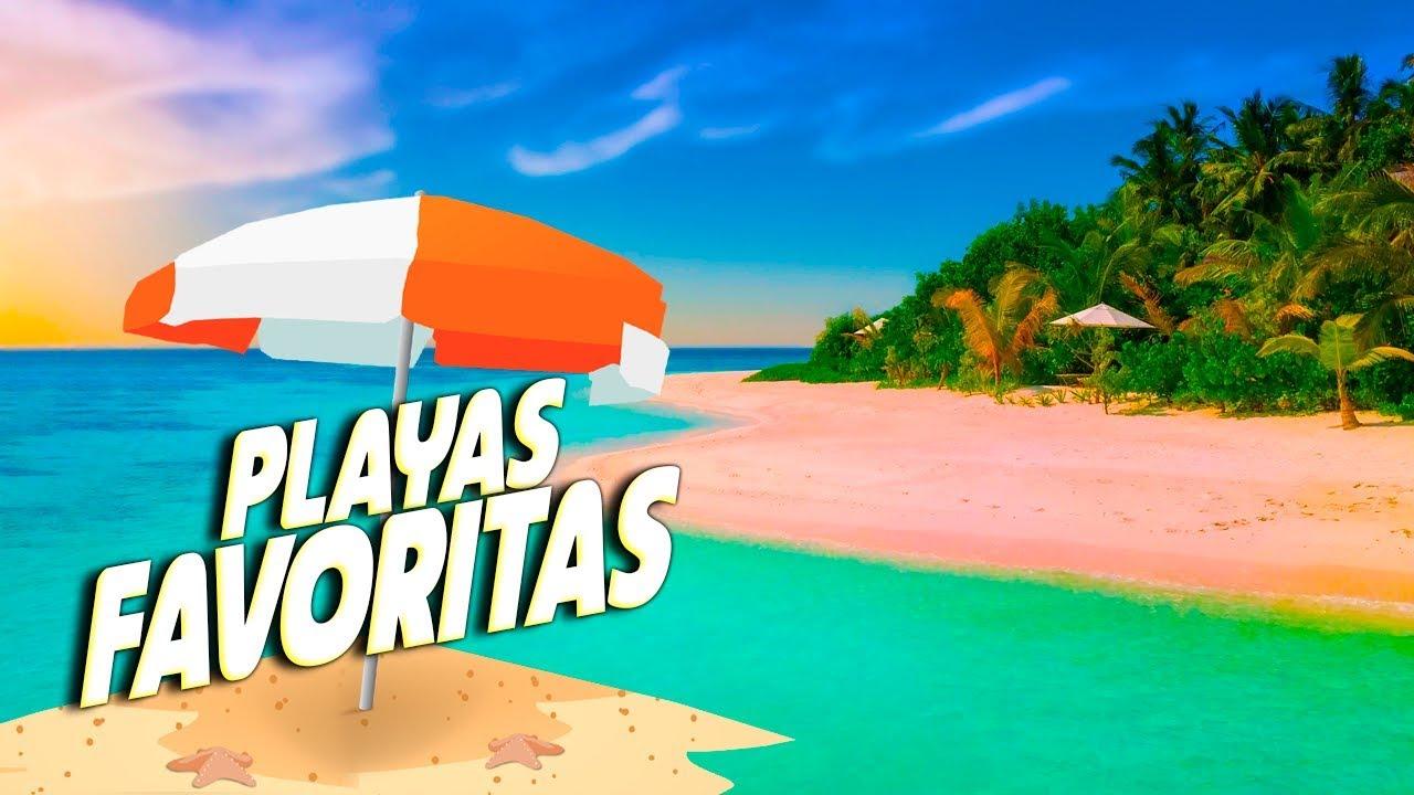 Playas america mejores de Las diez