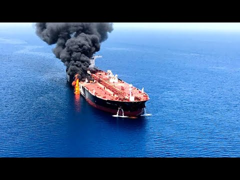 US releases video accusing Iran of tanker attack, Tehran blasts 'Iranophobic campaign'