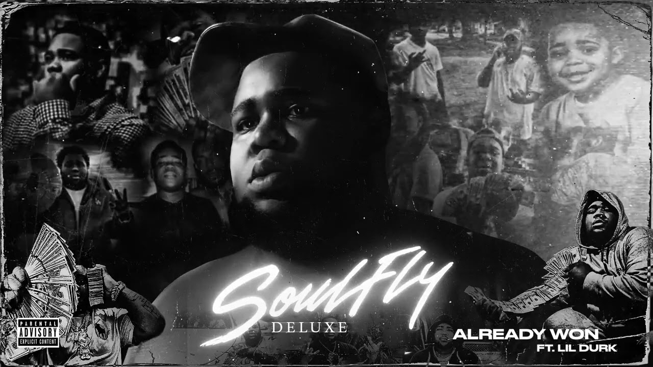 Rod Wave - Already Won Ft. Lil Durk (Official Audio)